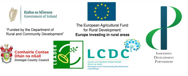 Supported by funding under the EU Leader Programme