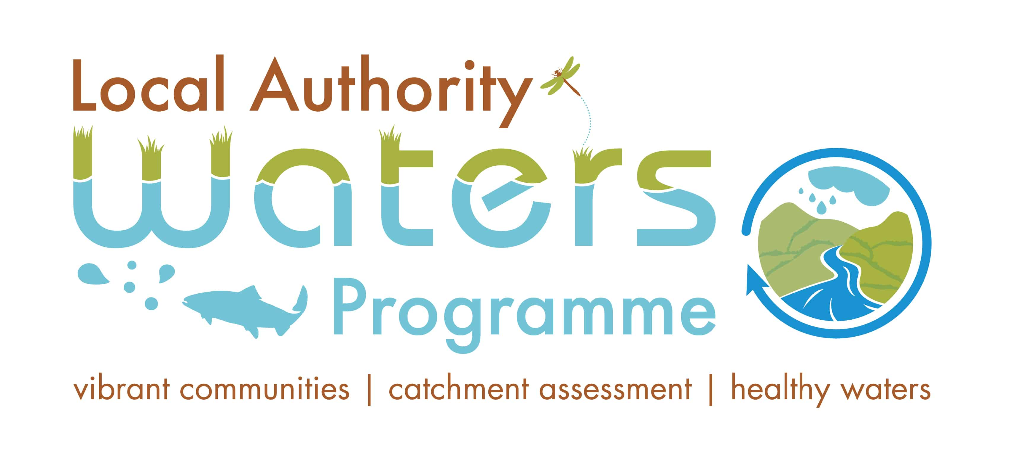 LA WATERS PROGRAMME LOGO