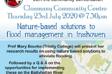 Flood Management in Clonmany