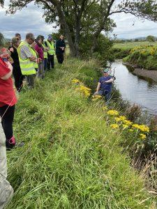 Culdaff River Bank restoration