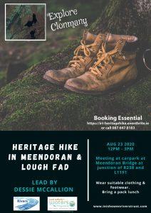Heritage Hike in Meendoran & Lough Fad